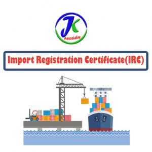 Import License (IRC)