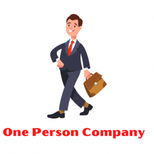 One Person Company   OPC